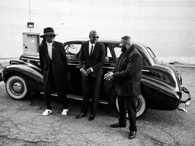 Jay Z, DJ Khaled und Future