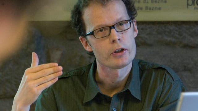 Oliver Classen spricht