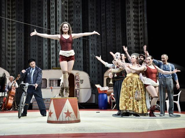 Theater St. Gallen, Katharina Knie