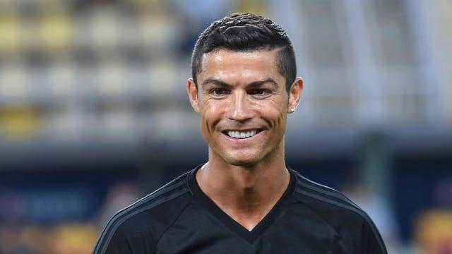 Purtret Cristiano Ronaldo