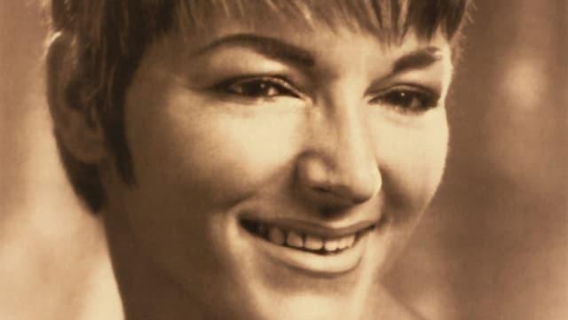 Porträt von Elsie Bianchi Brunner.