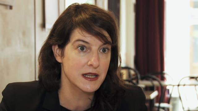 Video «Ursula Meier – Porträt der Filmregisseurin» abspielen