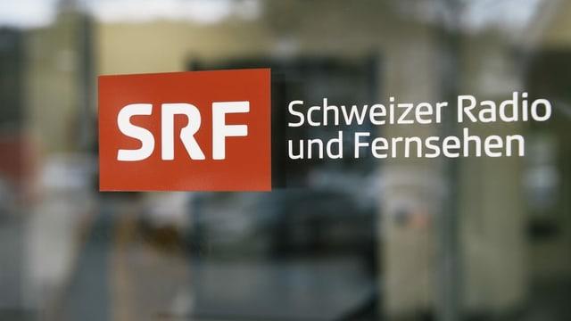 Logo da SRF vid in isch da vaider.