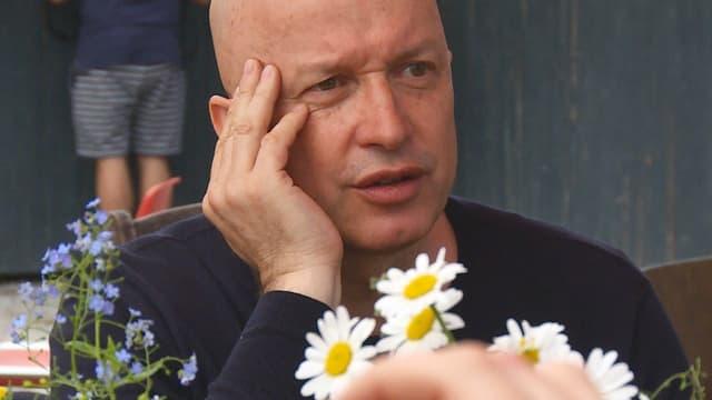 Kunstmanager Sam Keller