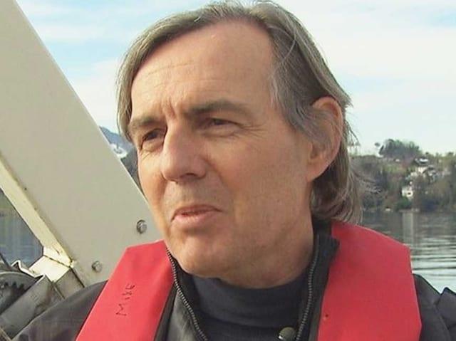 Professor Bernhard Wehrli
