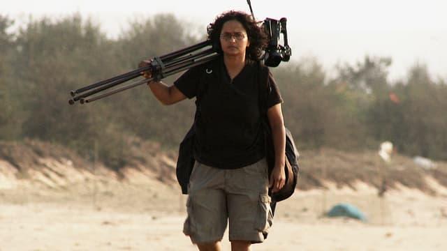 Video «Beruf Tierfilmer – Rita Banerji in Indien» abspielen