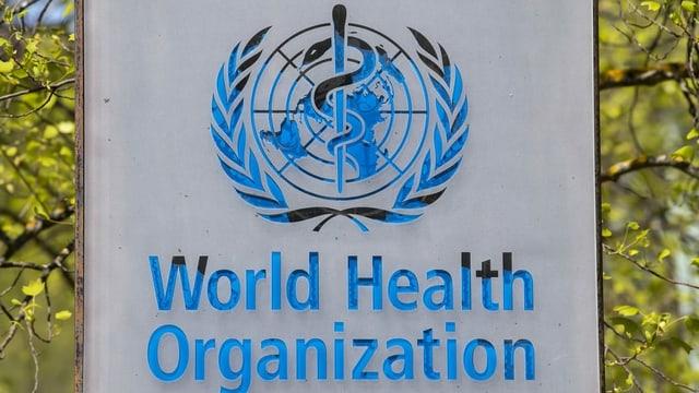 Logo der WHO