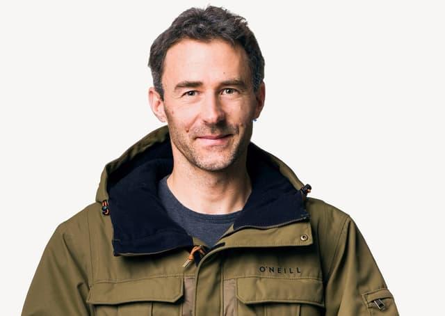 Snowboard Freestyle SRF expert Gian Simmen