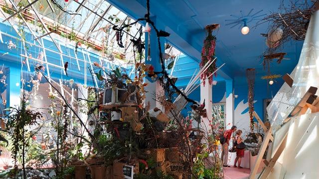 Ausstellung im Bündner Kunstmuseum