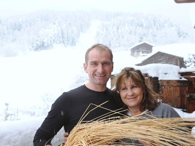 Christian und Ursi Weber.