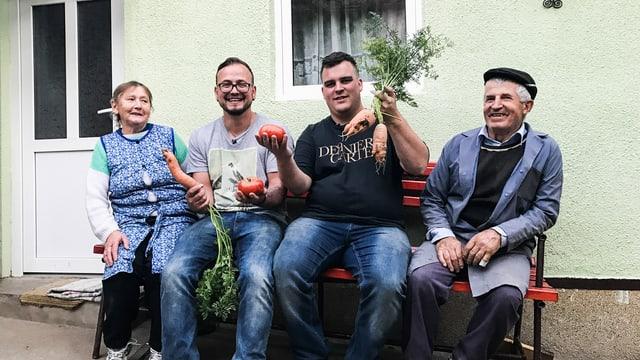 Video ««Meine fremde Heimat» – Rumänien» abspielen