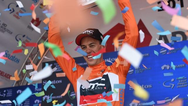 Richie Porte entscheidet die Tour Down Under für sich.
