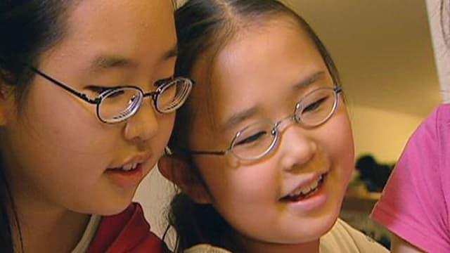 Video «Die Wunderkinder der Familie Song» abspielen
