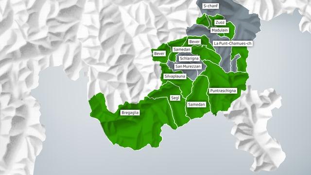 Stadi votaziuns nova organisaziun turissem Engiadin'Ota