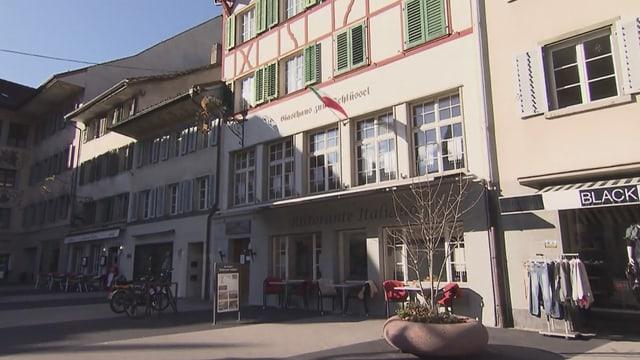 Video «Ristorante Italiano da Fusco in Willisau - Tag 1» abspielen