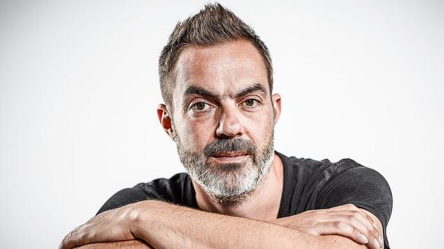 Tobi Gmür veröffentlicht mit «Bern» sein drittes Mundart-Album.