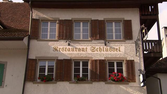 Video «Basel-Landschaft – Tag 4 – Restaurant Schlüssel, Ormalingen» abspielen