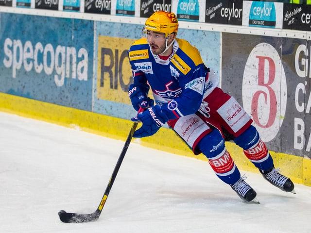 Denis Hollenstein.