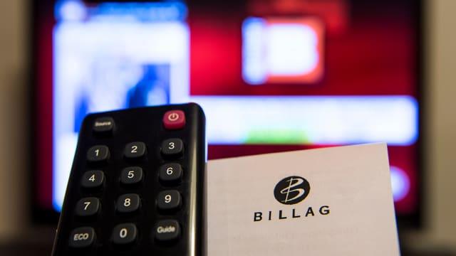 Telecomander e la brev da Billag