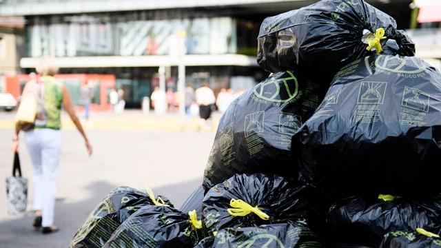 L'iniziativa pretenda tranter auter da reciclar anc dapli.