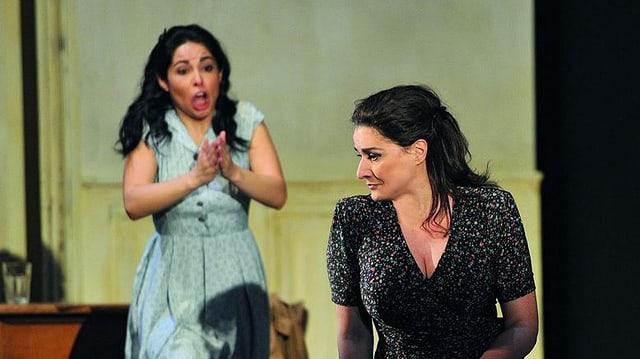 Cecilia Bartoli als «Norma» in der gleichnamigen Oper von Vincenzo Bellini