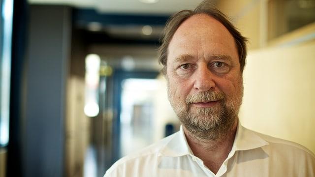 Friedemann Mattern, Professor für Informatik an der ETH Zürich