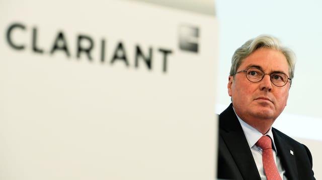 Il CEO da Clariant, Hariolf Kottmann.