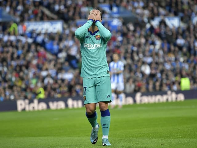 Barça-Spieler Antoine Griezmann.