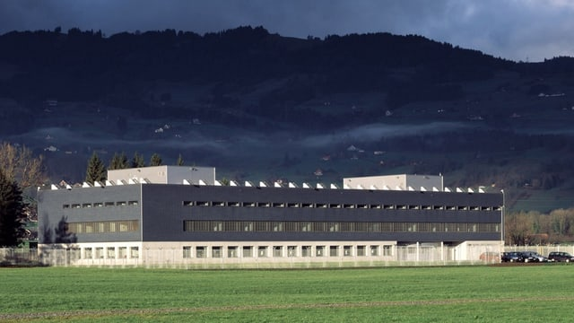 Das Gefängnis Altstätten.