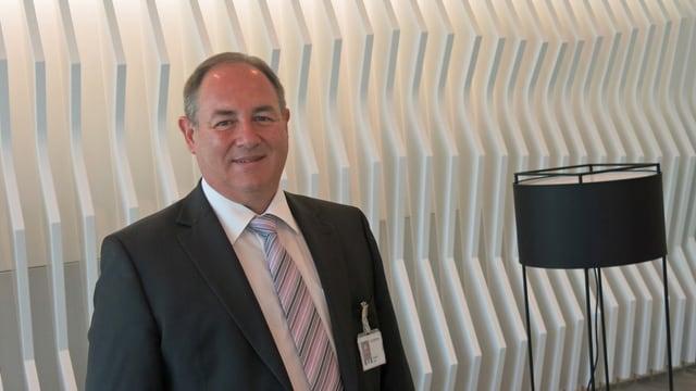 Crypto-CEO Giuliano Otth