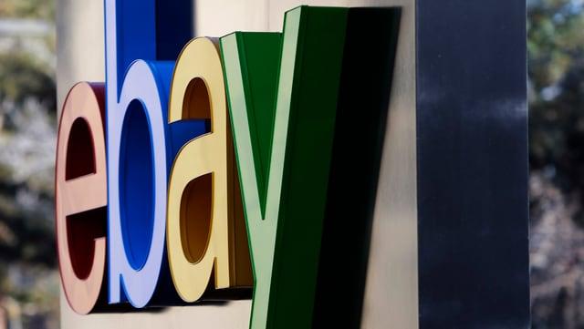 Logo dad Ebay.