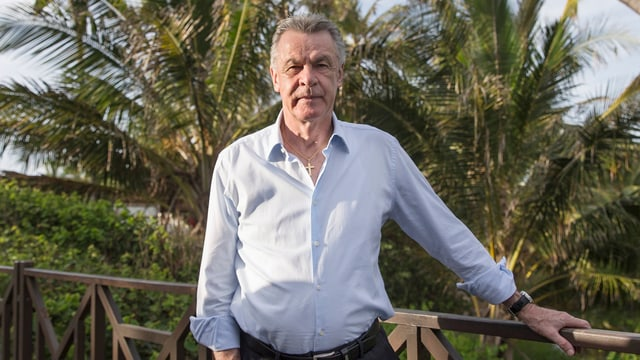 Ottmar Hitzfeld findet Manaus als Spielort eine schlechte Wahl.
