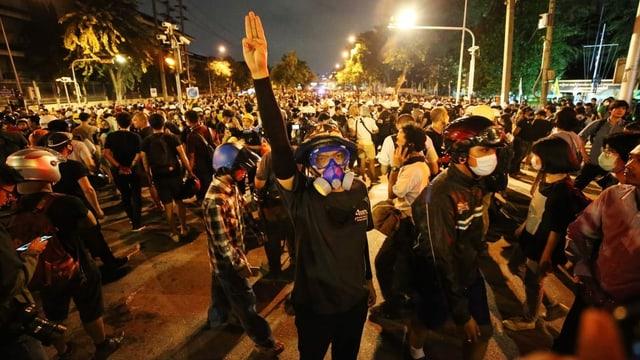 Journalist: «Gefahr einer gewaltsamen Eskalation ist vorhanden»