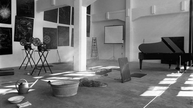 «Das Kapital Raum 1970-1977» in den Hallen für Neue Kunst.