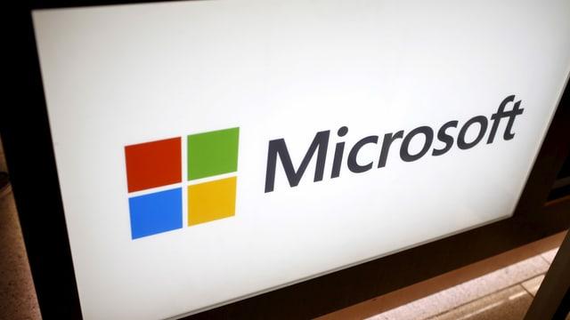 Symbol von Microsoft.
