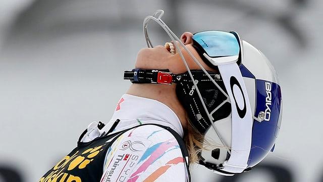 La skiunza Lindsay Vonn.