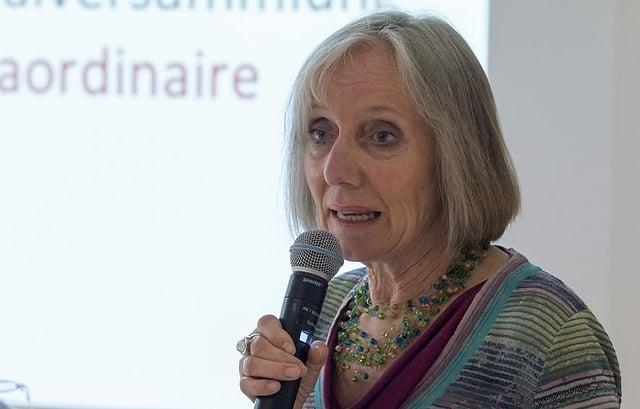 Rosmarie Wydler-Wälti ist CO-Präsidentin der Klimaseniorinnen.