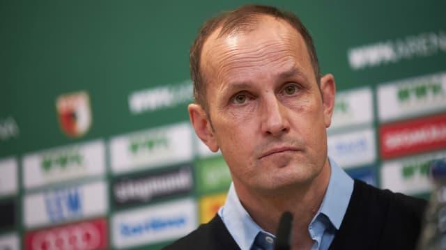 Augsburg-Coach Heiko Herrlich.