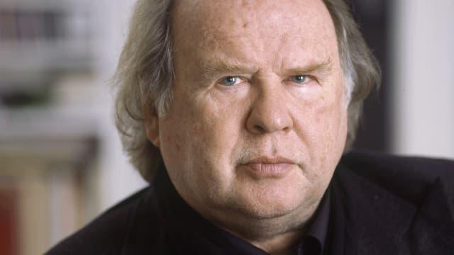 Ein Porträt von Volker Hesse.