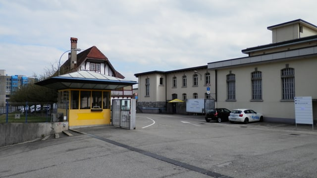 Fabrikhallen