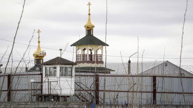 Totale auf Straflager Pokrow