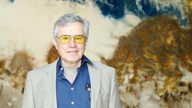 Portrait Bernie Krause