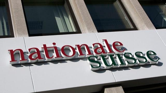 Das Logo der Nationale Suisse