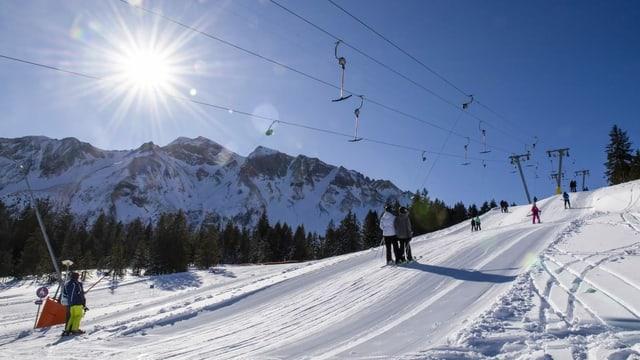 Skigebiete stehen vor ungewisser Wintersaison