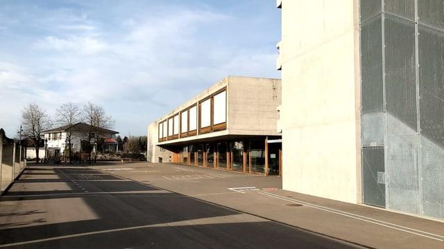 Schulhausplatz.