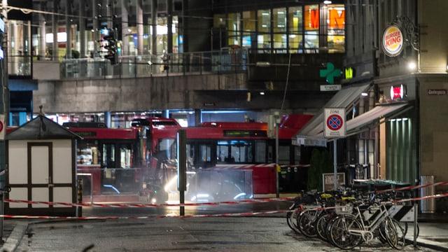 La staziun da Berna.