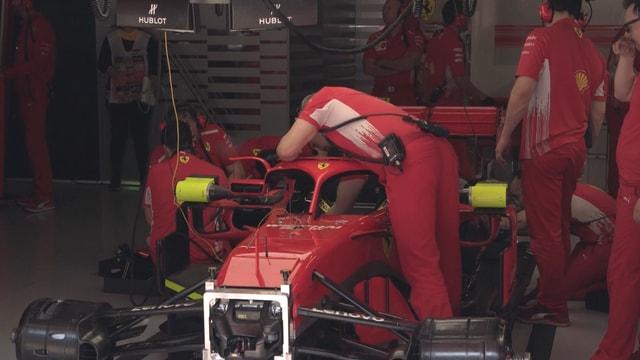 So sieht der Ferrari-Halo aus.