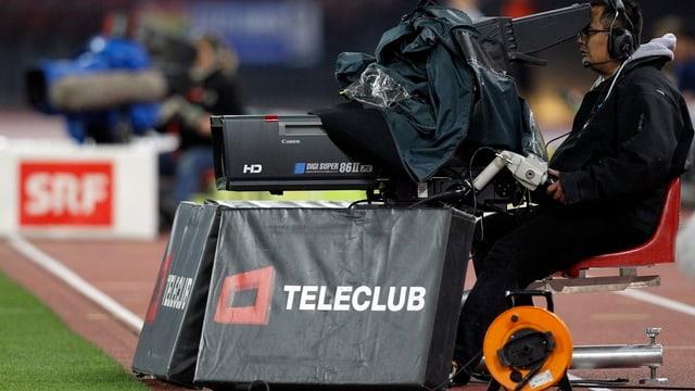 Kameramann von Teleclub