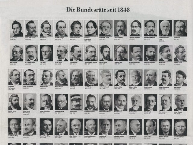 Bundesräte