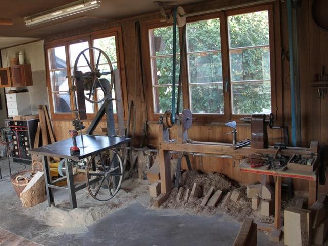 Alte Werkstatt
